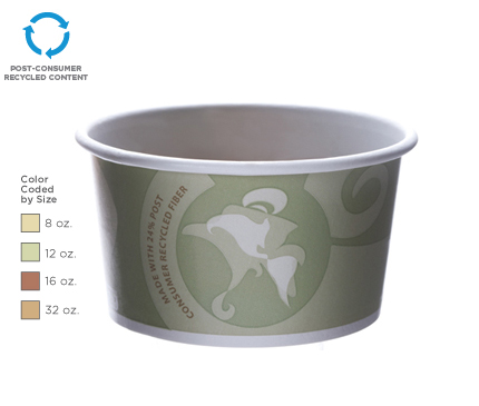 12 oz. Evolution World™ Hot & Cold Food Container