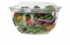 Salad Containers To Go - Clear PLA