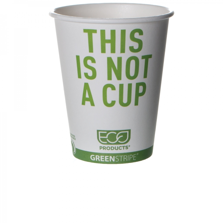12 Oz Quot This Is Not A Cup Quot Design